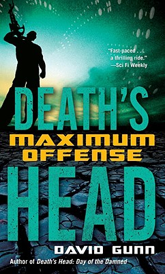 Death's Head  Maximum Offense, David Gunn