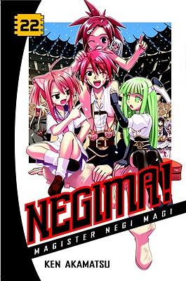 Image for Negima!: Magister Negi Magi, Vol. 22