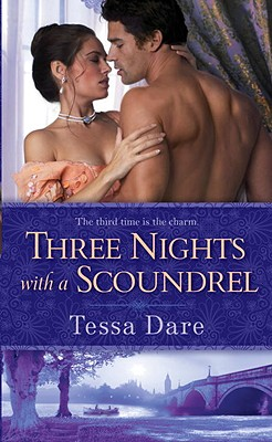 Image for Three Nights with a Scoundrel