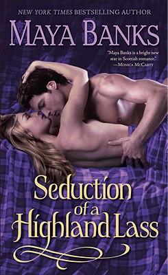 "Seduction of a Highland Lass (McCabe Trilogy), ""Banks, Maya"""