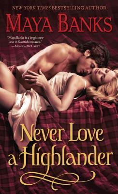 "Never Love a Highlander, ""Banks, Maya"""