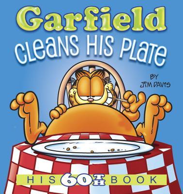 Garfield Cleans His Plate: His 60th Book, Davis, Jim