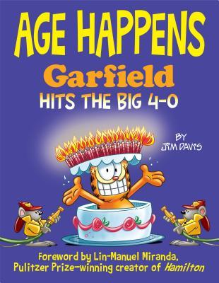 Age Happens: Garfield Hits the Big 4-0, Davis, Jim