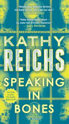 Image for Speaking in Bones: A Novel (Temperance Brennan)