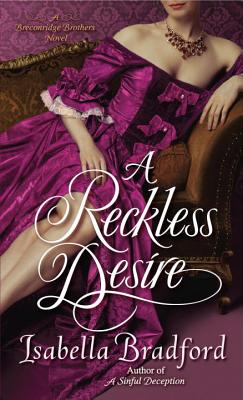 Image for A Reckless Desire: A Breconridge Brothers Novel (The Breconridge Brothers)