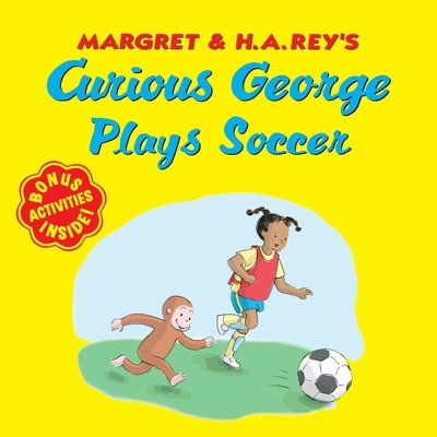 Image for CURIOUS GEORGE PLAYS SOCCER