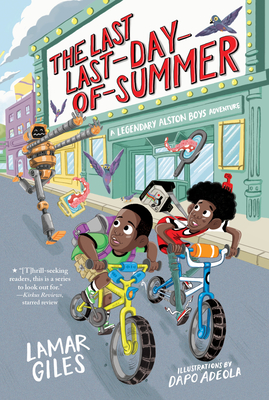 Image for The Last Last-Day-of-Summer (A Legendary Alston Boys Adventure)