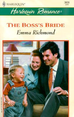 Image for Boss'S Bride (Marrying The Boss) (Harlequin Romance)
