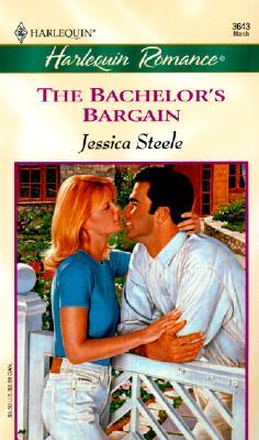 The Bachelor's Bargain (Harlequin Romance, No. 3643), Jessica Steele