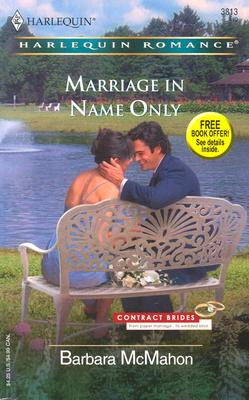 Image for Marriage In Name Only (Contract Brides)