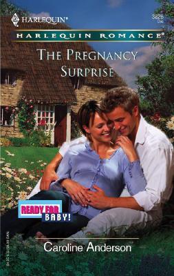 Pregnancy Surprise, CAROLINE ANDERSON