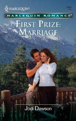 Image for First Prize: Marriage (Harlequin Romance)