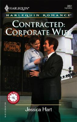 Contracted: Corporate Wife (Harlequin Romance), Jessica Hart