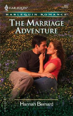 Image for The Marriage Adventure (Harlequin Romance)