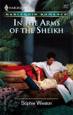 Image for In The Arms Of The Sheikh (Harlequin Romance)