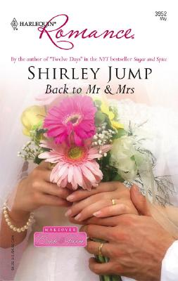 Image for Back To Mr & Mrs (Harlequin Romance)