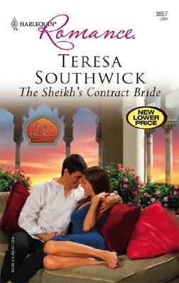 The Sheikh's Contract Bride (Harlequin Romance), TERESA SOUTHWICK