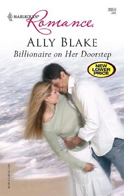 Image for Billionaire On Her Doorstep (Harlequin Romance)