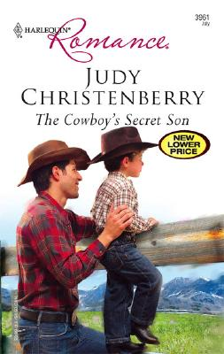 Image for The Cowboy's Secret Son (Harlequin Romance)