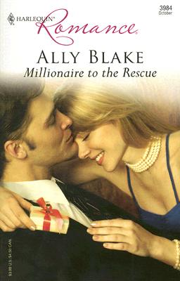 Millionaire To The Rescue (Harlequin Romance), Ally Blake