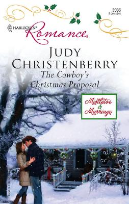 Image for The Cowboy's Christmas Proposal (Harlequin Romance)