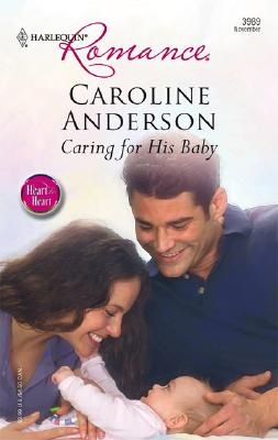Image for Caring For His Baby (Harlequin Romance)
