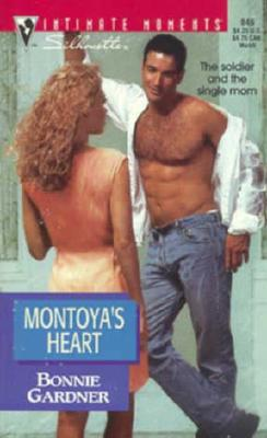 Image for Montoya's Heart (Silhouette Intimate Moments, No. 846)
