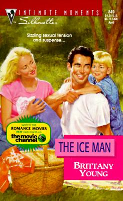 Image for Ice Man (Silhouette Intimate Moments No. 849)