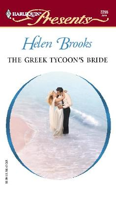 Image for The Greek Tycoon's Bride  (Greek Tycoons) (Harlequin Presents, 2255)