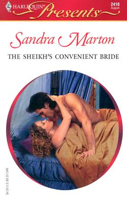 Image for The Sheikh's Convenient Bride (The O'Connells) (Harlequin Presents #2410)