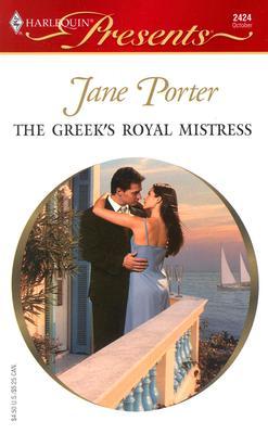 The Greek's Royal Mistress 2424