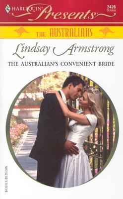 Image for The Australians Convenient Bride (Harlequin Presents)