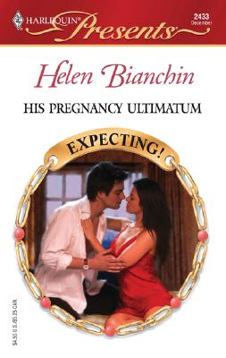 Image for His Pregnancy Ultimatum: Expecting (Harlequin Presents)