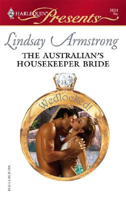 Image for The Australian's Housekeeper Bride (Harlequin Presents)