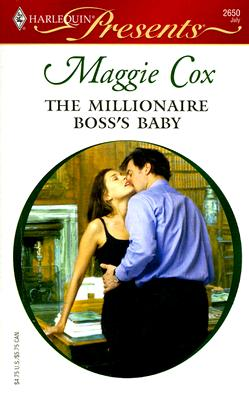 Image for The Millionaire Boss's Baby (Harlequin Presents)