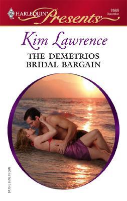 Image for The Demetrios Bridal Bargain