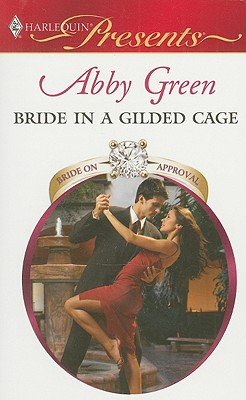 Image for Bride in a Gilded Cage (Harlequin Presents)