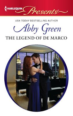 Image for The Legend of de Marco (Harlequin Presents)