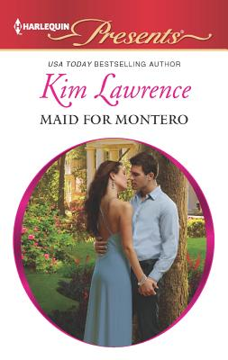 Image for Maid for Montero (Harlequin Presents)