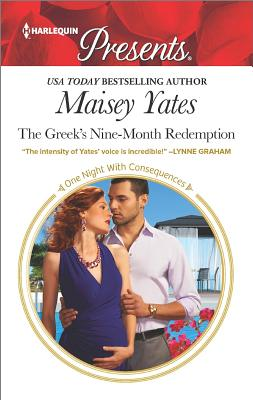 Image for The Greek's Nine-Month Redemption (One Night With Consequences)