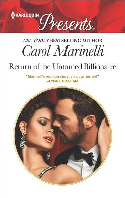 Image for Return of the Untamed Billionaire (Irresistible Russian Tycoons)