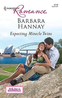 Expecting Miracle Twins (Harlequin Romance), BARBARA HANNAY