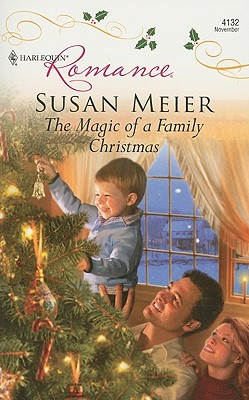 Image for The Magic of a Family Christmas (Harlequin Romance)