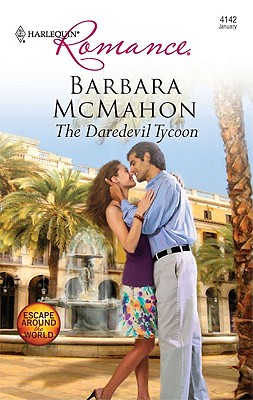 Image for The Daredevil Tycoon (Harlequin Romance)