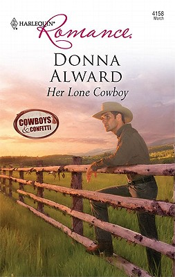 Image for Her Lone Cowboy (Harlequin Romance)
