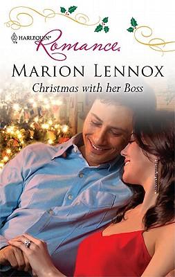 Christmas with Her Boss (Harlequin Romance), Marion Lennox