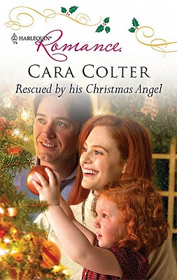 Image for Rescued by His Christmas Angel (Harlequin Romance)