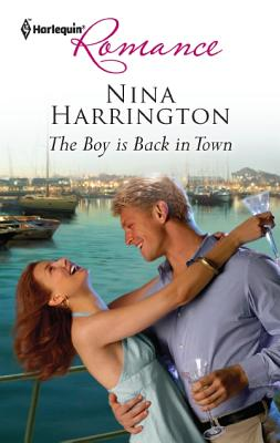 The Boy is Back in Town (Harlequin Romance), Nina Harrington