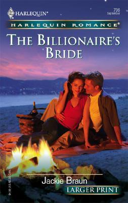 Image for The Billionaire's Bride (Larger Print Romance)