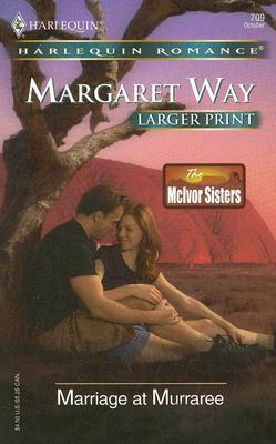 Image for Marriage At Murraree (Larger Print Romance)